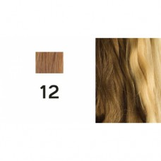 Russian Double Drawn Hair 25 grams colour 12