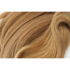 Russian Virgin Blonde hair single drawn 13-14inches 188gram deal